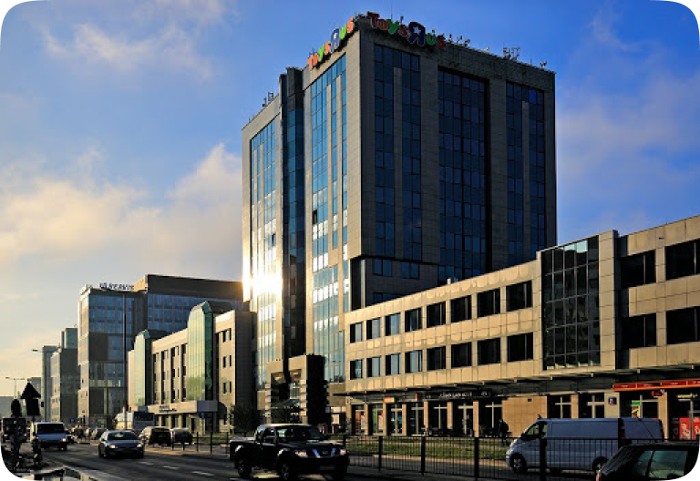 Warsaw office